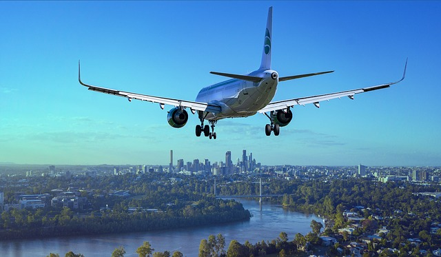 Jak się przygotować do lotu samolotem