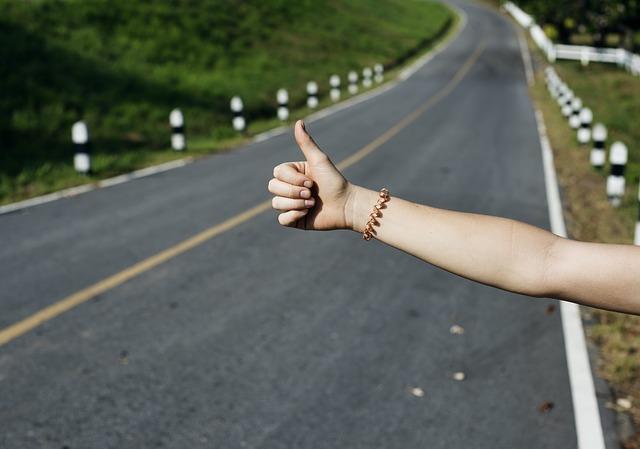 Podróżowanie autostopem