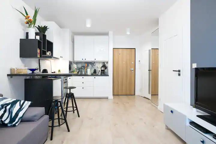 airbnb w centrum Krakowa